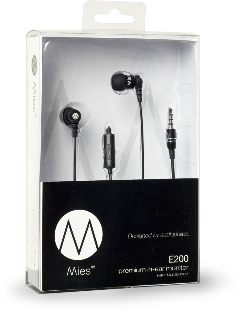Mies e200 Reference Earbuds