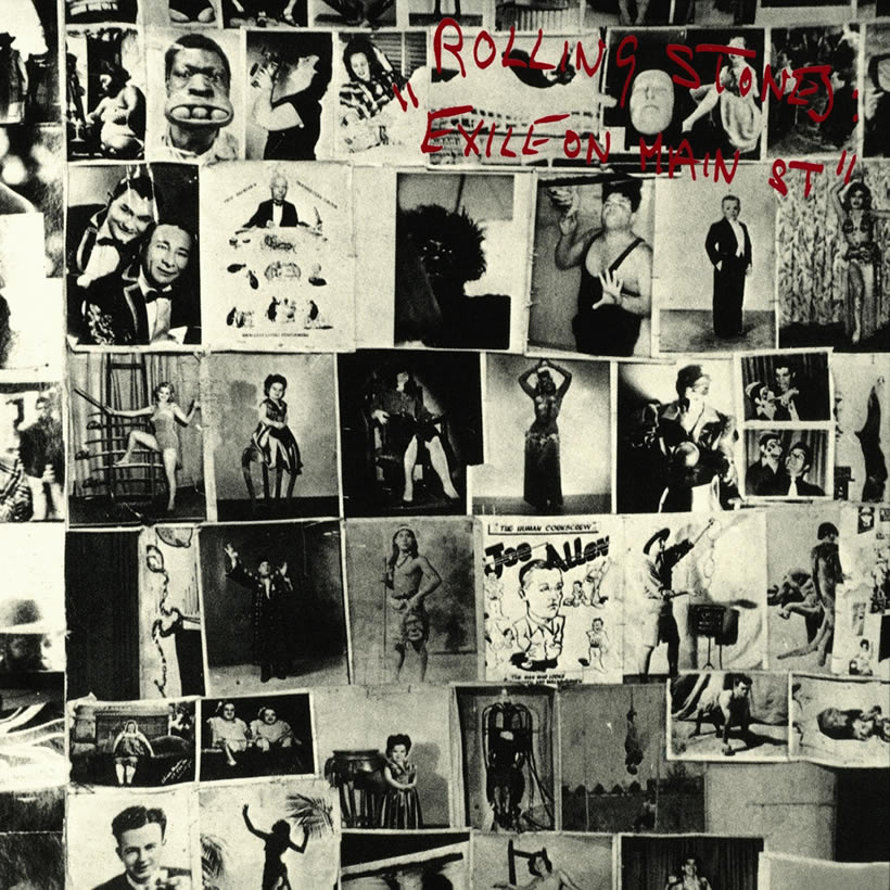 LP Rolling Stones - Exile on Main St.