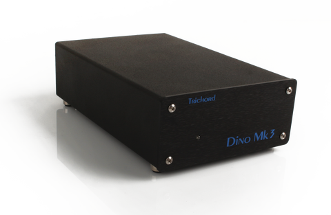 Trichord Dino Mk3 Phono Stage with in-line Toroidal PSU