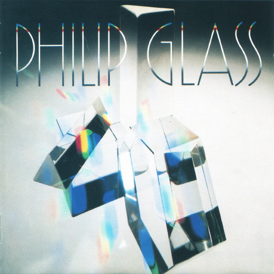 LP Glass, Philip - Glassworks