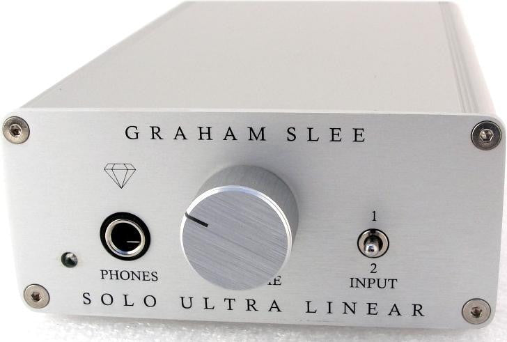Graham Slee Solo Ultralinear DE Headphone Amplifier