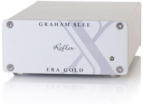 Graham Slee Era Gold Reflex M Phono Preamplifier w/ Green SMPS power supply