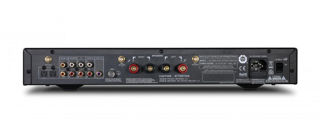 NAD C 338 Hybrid Digital DAC Amplifier