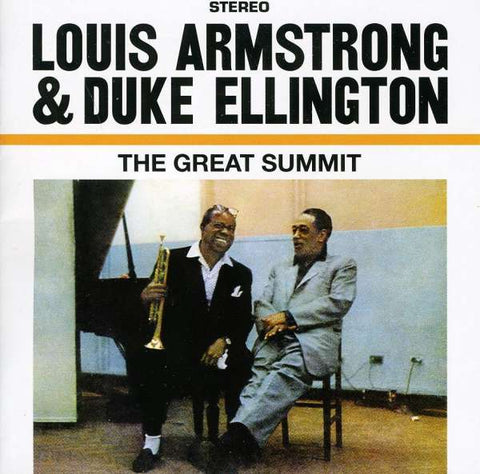LP Armstrong, Louis - Louis Armstrong & Duke Ellington Great Summit (180G, Waxtime)