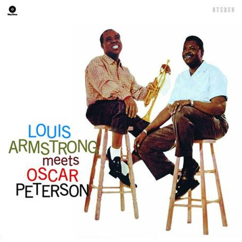 LP Armstrong, Louis - Meets Oscar Peterson (180G Verve)