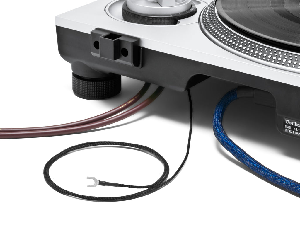 Oyaide GND47 Audiophile Turntable Ground Wire