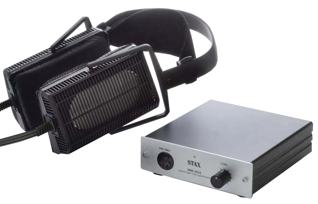 Stax SRS-3100 Signature System Combo: SR-L300 Earspeaker with SRM-252S Driver