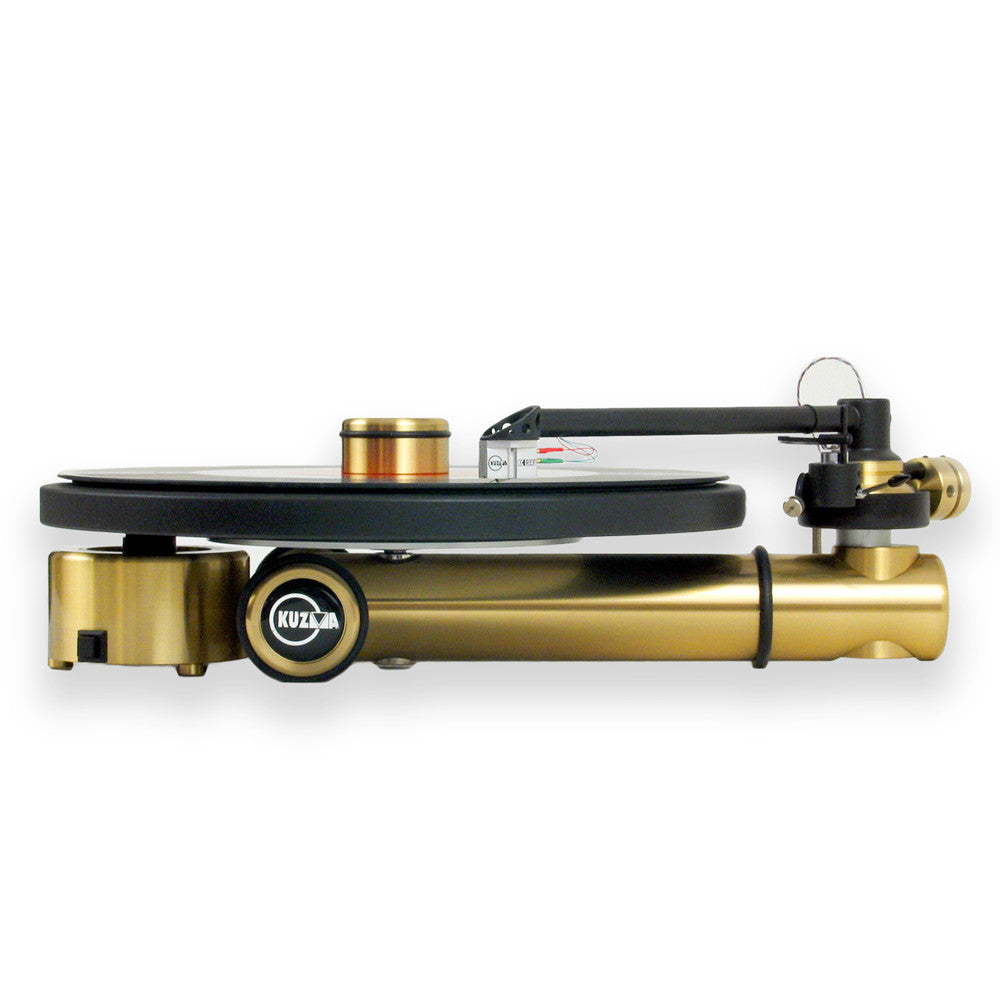 Kuzma Stabi S Turntable with Stogi S tonearm