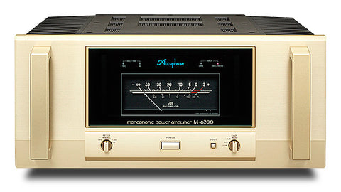 Accuphase M-6200 Mono Power Amplifier