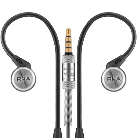 RHA MA750i In-Ear Headphone