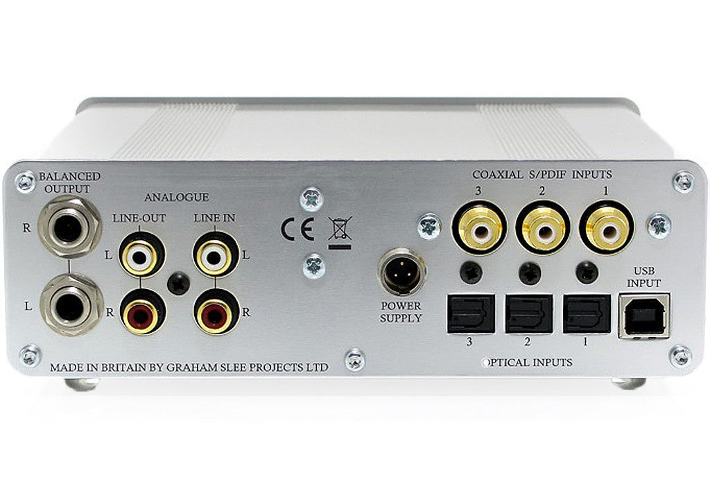 Graham Slee Majestic DAC/Preamplifier