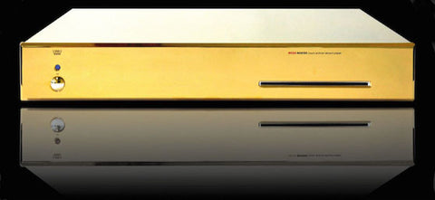 Weiss MAN 301 DAC Streamer Golden 30th Anniversary Edition