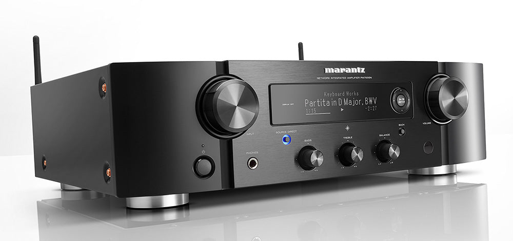 Marantz PM7000N Wireless Streaming  Integrated Amplifier
