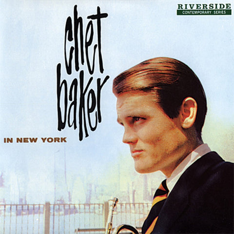 LP Baker, Chet - In New York