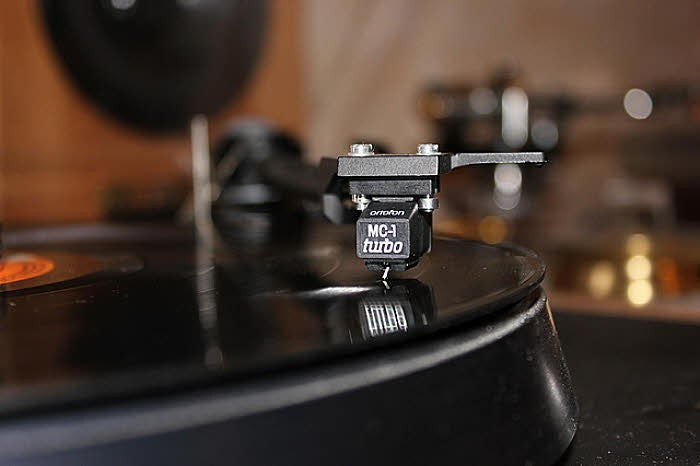 Ortofon MC-1 Turbo High Output MC Cartridge