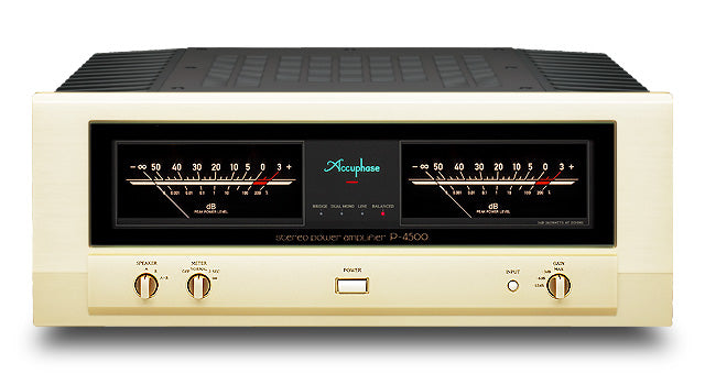 Accuphase P-4500 Power Amplifier