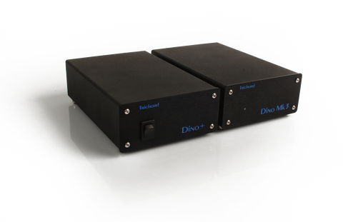 Trichord Dino Mk3 Phono Stage with 'Dino+' PSU