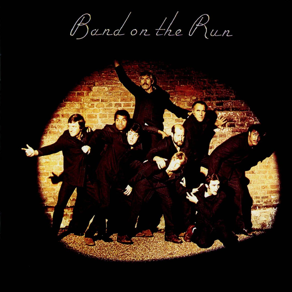 LP McCartney, Paul - Band on the Run