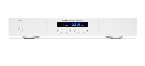 Weiss Medus Reference DAC with Ethernet Audio