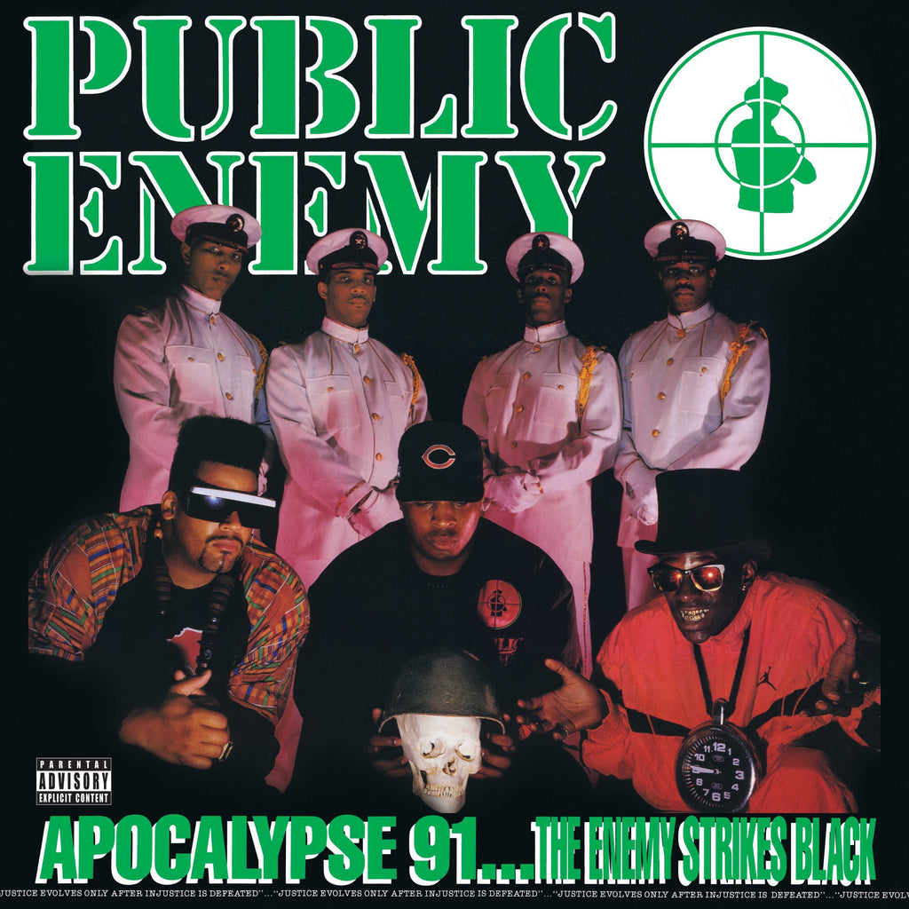 LP Public Enemy - Apocalypse 91