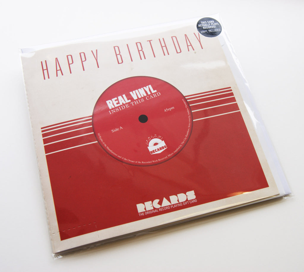RECARDS Birthday Card