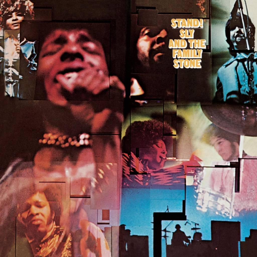 LP Sly & the Family Stone - Stand!