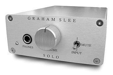 Graham Slee Solo Headphone Amplifier