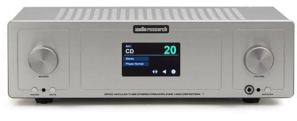 Audio Research SP20 VT Preamplifier with Phono Stage and Headphone Jack