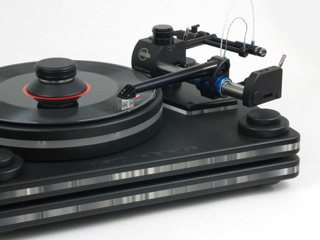 Kuzma Stabi Reference w/ Airline Air Bearing Reference tonearm
