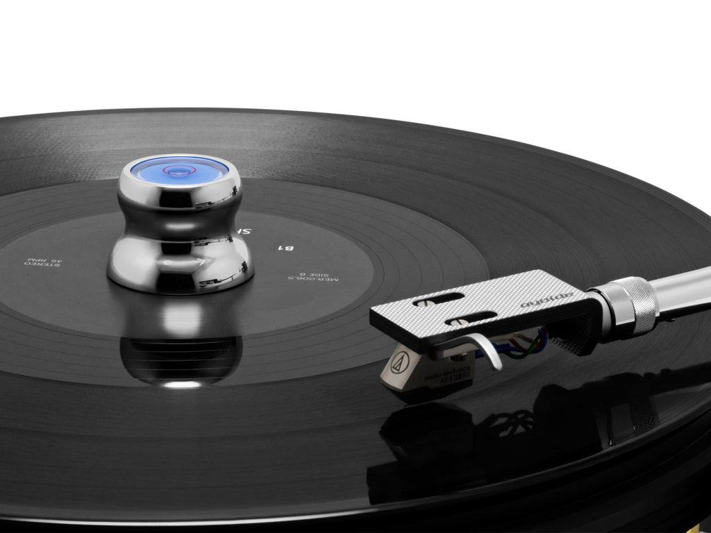 Oyaide STB-EP Multi-function 45 record adapter / level / weight