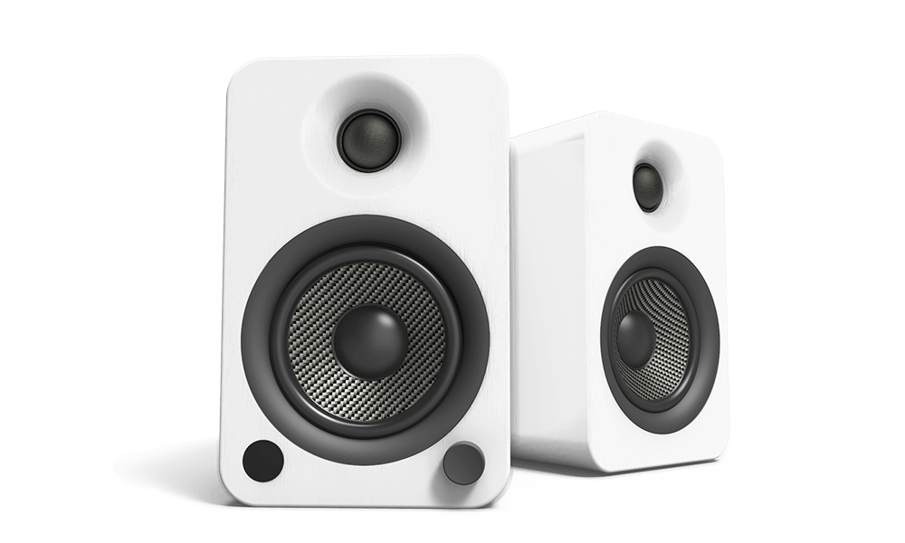 Kanto YU4 Powered Monitor Speakers w/ Phono