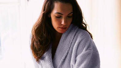 Bathrobe . . . or Lifestyle?