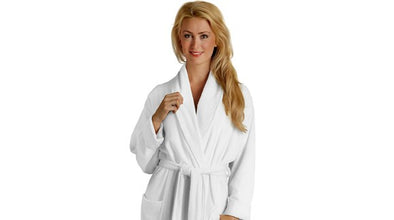 Bamboo Terry Robes Provide Pure Softness