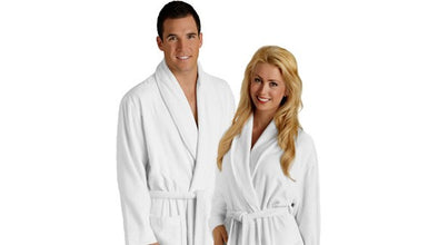 Luxury Hotel Robes for the Home - A Great Indulgence