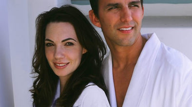 Spa Robes - Perfect His and Hers Wedding Gift