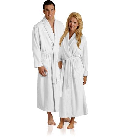 Pure Bliss Terry Robe in Oatmeal_color-Oatmeal_collection-Best Men's Robes