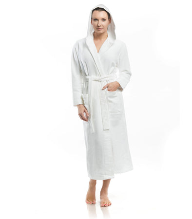 Plush Dream Hooded Robe for men_color-White_collection-Best Robes_collection-Best Men's Robes