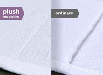 Organic Cotton Terry Robes - Seams