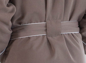 Luxury Spa Robes - Back Belt Loop