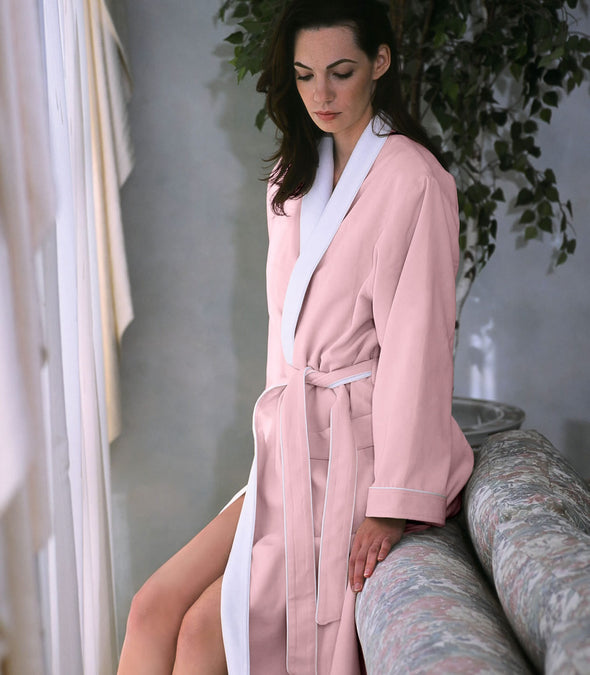 Spa Robes for women_color-Pink