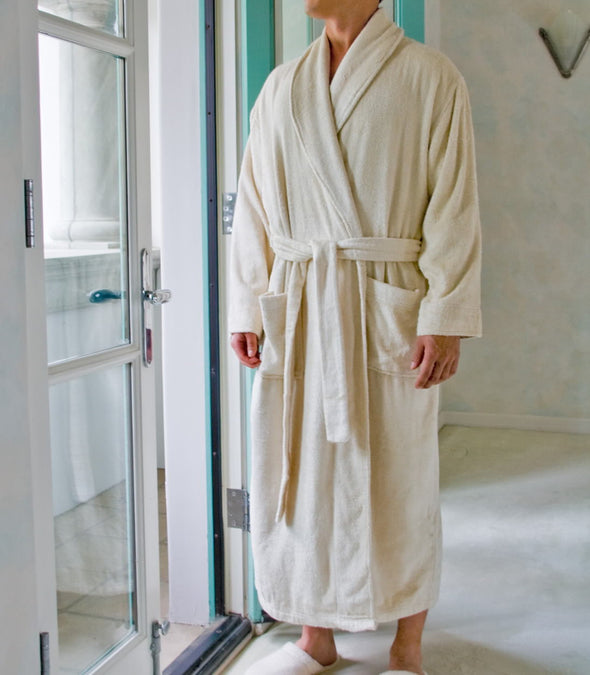 _color-Oatmeal_collection-Best Men's Robes