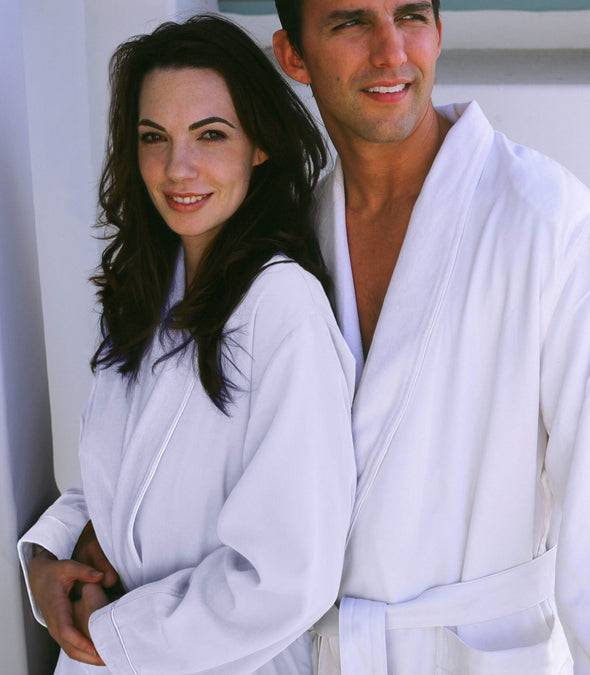 Spa Robes for couples_color-White_collection-Hotel Robes