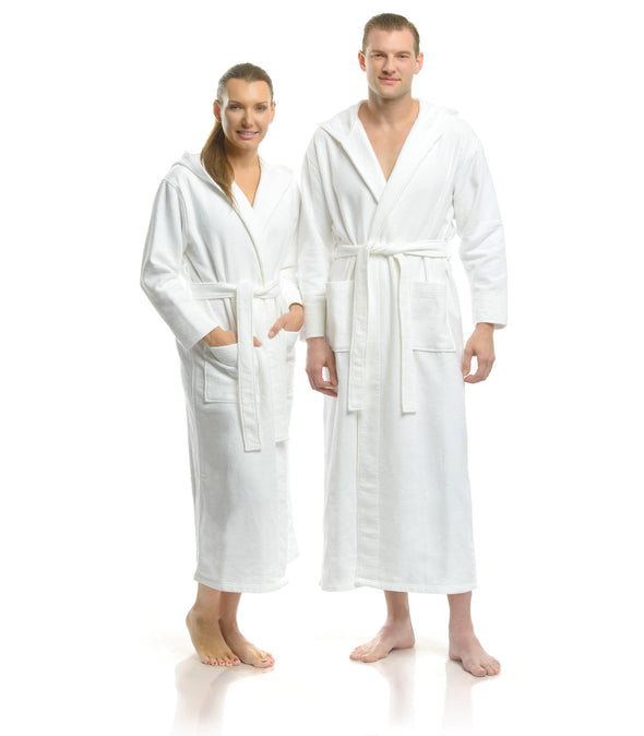 Plush Dream Hooded Robe_color-White