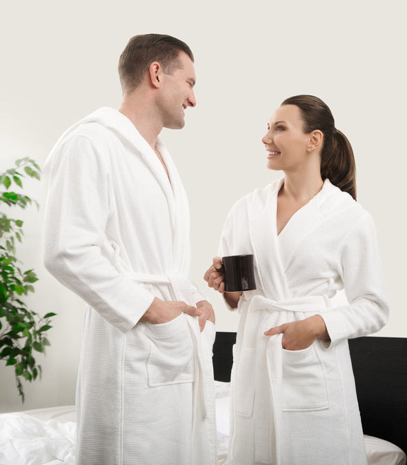 Plush Dream Hooded Robe_color-White_collection-Couples Robes