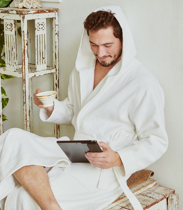 _color-White_collection-Best Robes_collection-Best Men's Robes