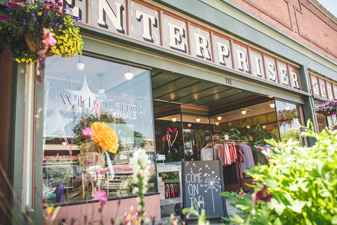 The Enterpriser Building, Shop Small, Downtown Enterprise