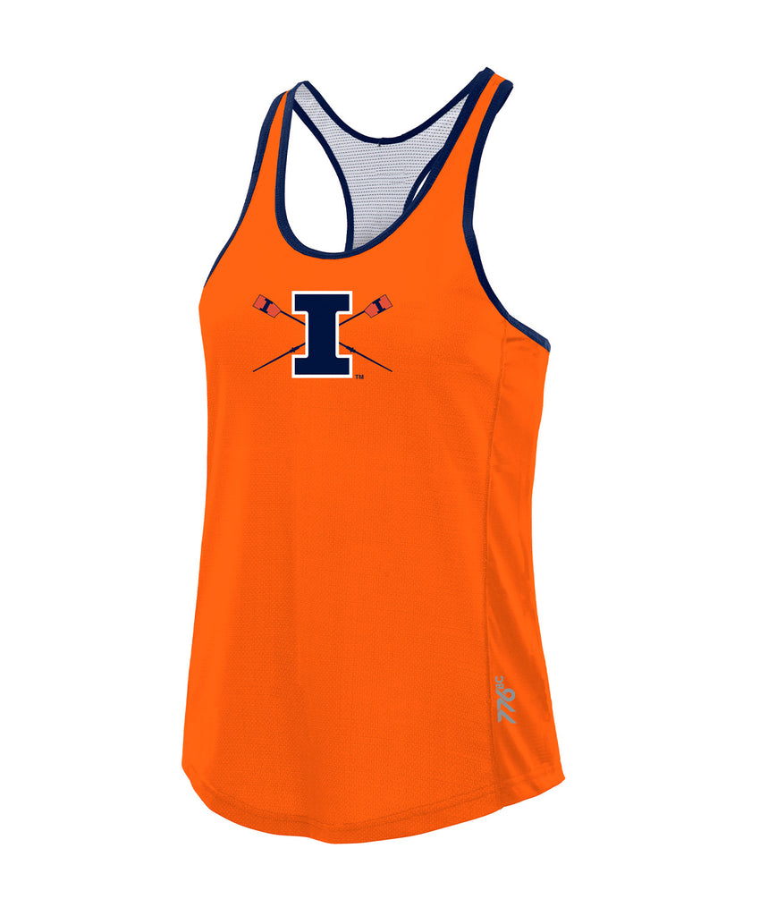 Women's Illinois Rowing Training Tank