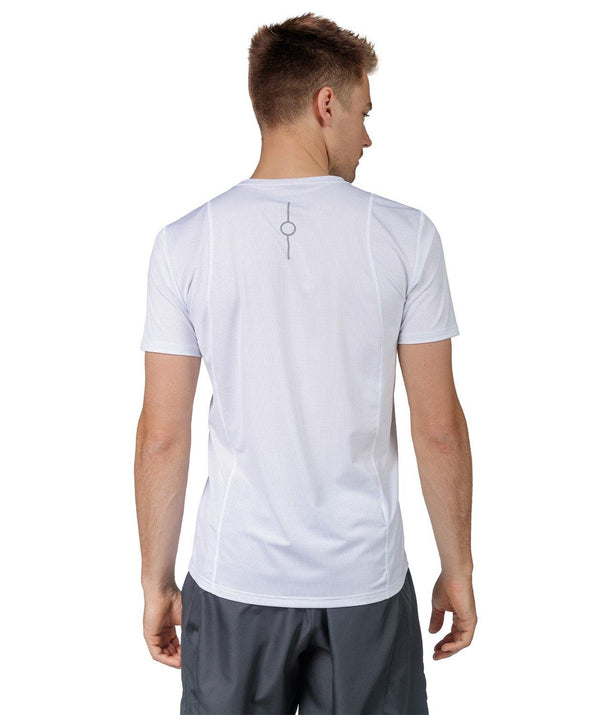 Men's Fortius Performance T-Shirt - White - 776BC