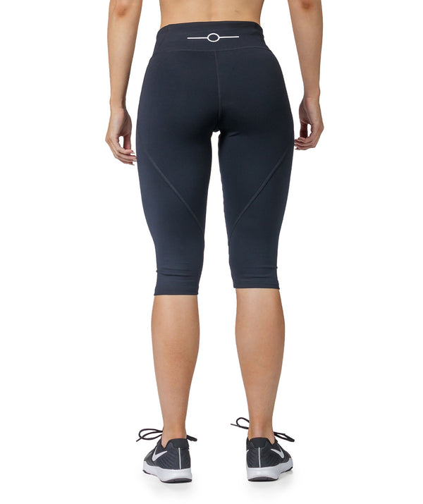 Women's Fortius Active Capri - Black