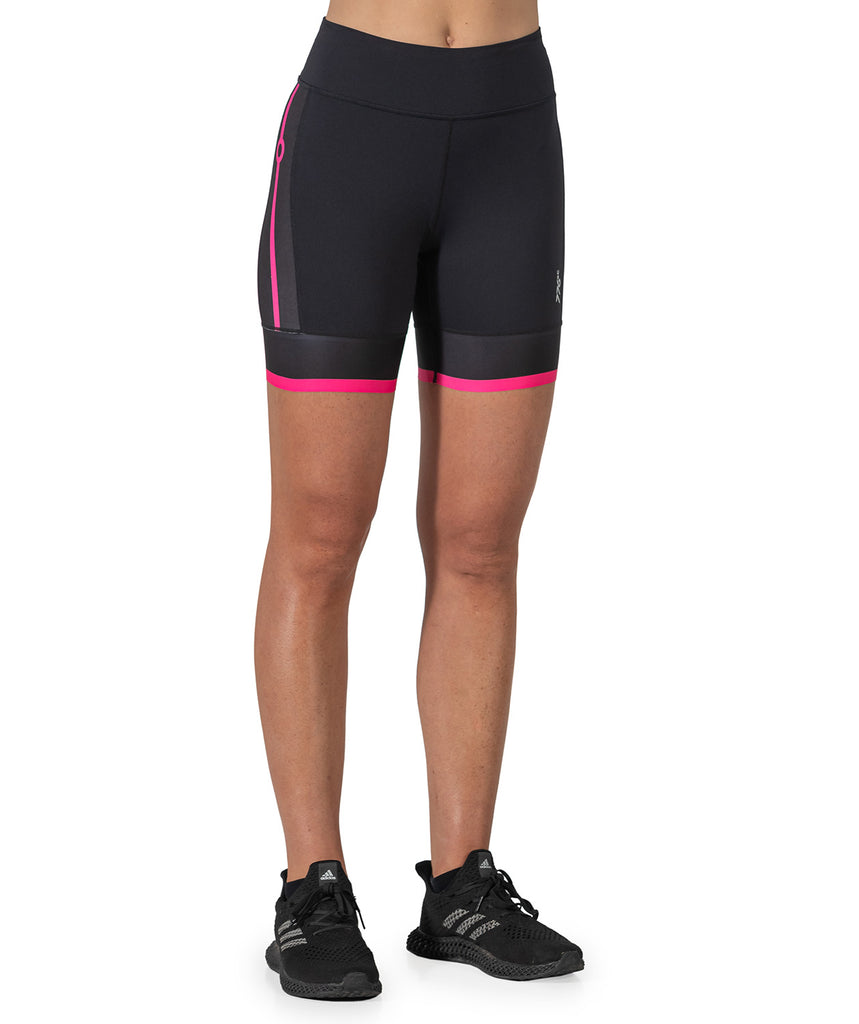 Women's Motion 2.0 Short - Black/Pink